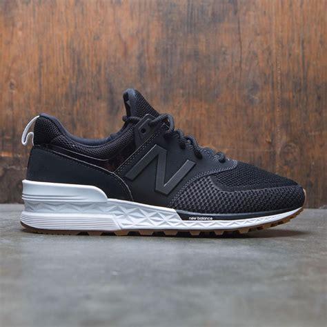 New Balance Nb574 new balance 574 sport ms574emk black magnet grey