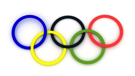 olympic color history olympic rings