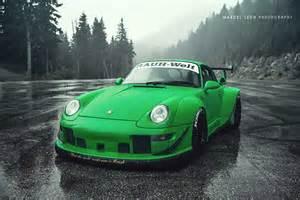 Porsche 993 Rwb Rwb 993 Porsche Photoshoot By Marcel Lech Autofluence