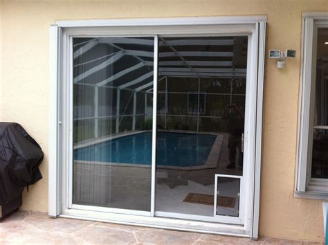 doors with door built in sliding glass door with built in door jacobhursh