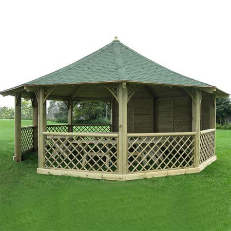 gazebo giardino legno gazebo da giardino in legno wagner bsvillage