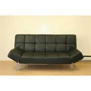 j m furniture j m furniture venus sofa bed in black