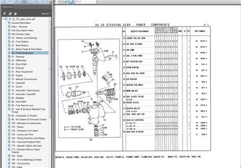 ford falcon xf ute wiring diagram efcaviation