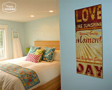 How To Make Your Happy In The Bedroom by Almost Free Create A Bedroom You On A Budget The Happy Housie