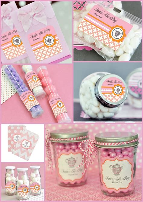 Tea Party Giveaways - hotref com blog 187 tea party favors
