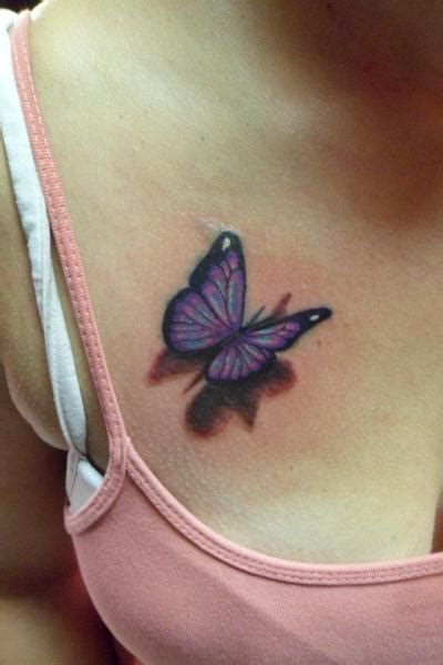 butterfly chest tattoos 52 3d butterfly tattoos