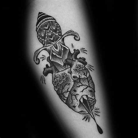 split heart tattoo designs 40 broken designs for split ink ideas