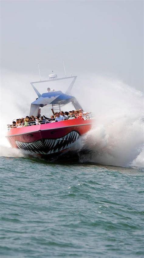 codzilla thrill boat ride toursfun