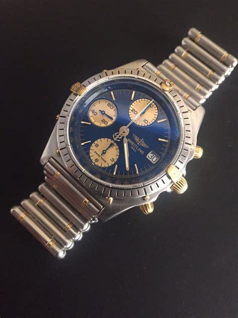 FS: Breitling Chronomat on Rouleaux (bullet) bracelet $900   myWatchMart