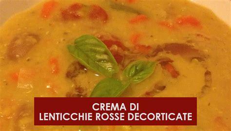 come cucinare le lenticchie rosse decorticate ricetta biscotti torta lenticchie decorticate ricette