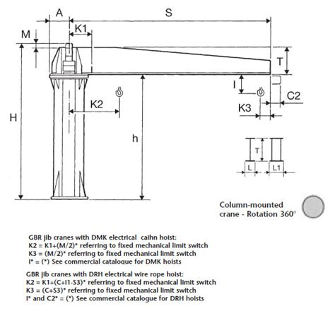 jib crane design 7 jib crane design drawings images free standing jib