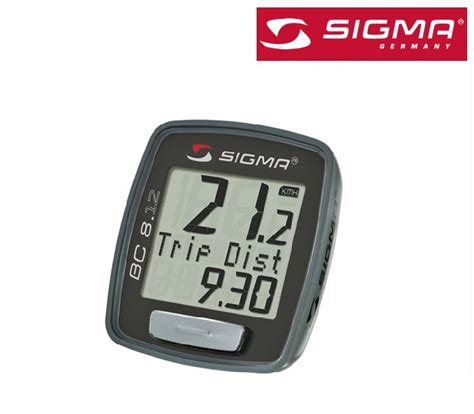 Jual Speedometer Sigma Bc aliexpress buy sigma bc 8 12 waterproof bicycle