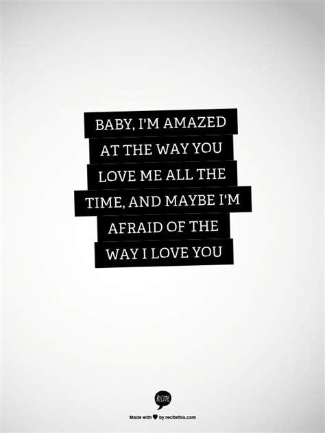 my lyrics paul mc paul mccartney quot maybe im amazed quot quotes