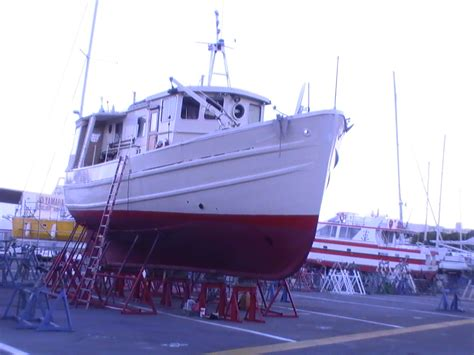 a plus motors south b the 50 foot boats of the 1950 s and 1960 s