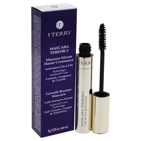 by terry mascara terrybly 1 black parti pris amazon com by terry mascara terrybly growth booster