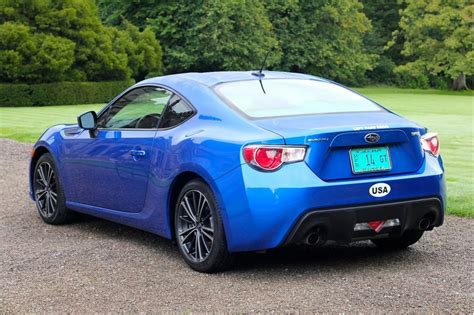 How Much Of Subaru Does Toyota Own 2013 Subaru Brz Best Car To Buy 2013 Nominee