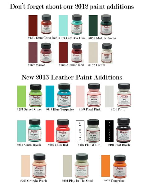 angelus paint philippines angelus acrylic leather paint 4 oz