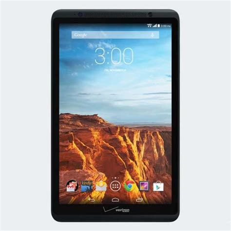 verizon android tablet verizon ellipis 8 android tablet announced gadgetsin