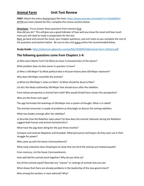 Animal Farm Essay Question by Animal Farm Essay Questions And Answers Business Letter Writing Phrases