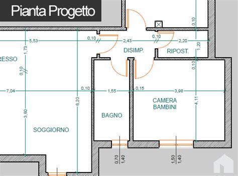 pianta della casa la pianta della casa ristrutturata architetto digitale