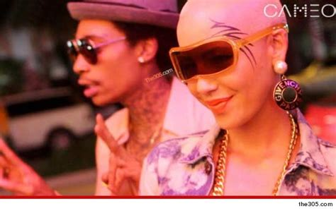 amber rose face tattoo tattoos with wiz s support drjays