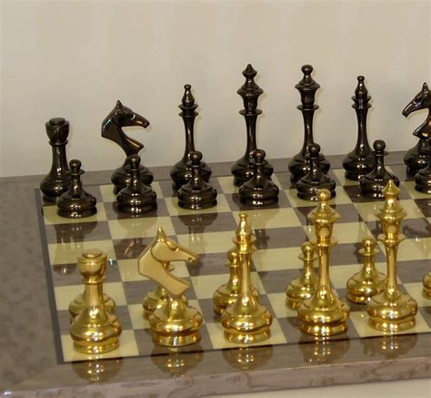 art deco chess set chess boards board sizes