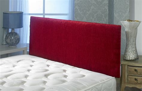 red headboards venice chenille stitched headboard