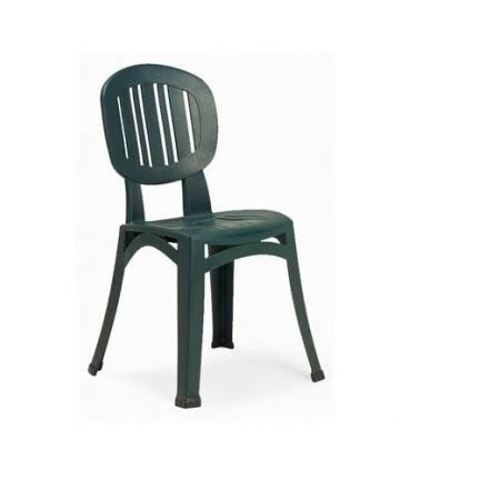 sedie prato sedia elba colore verde prato impilabile