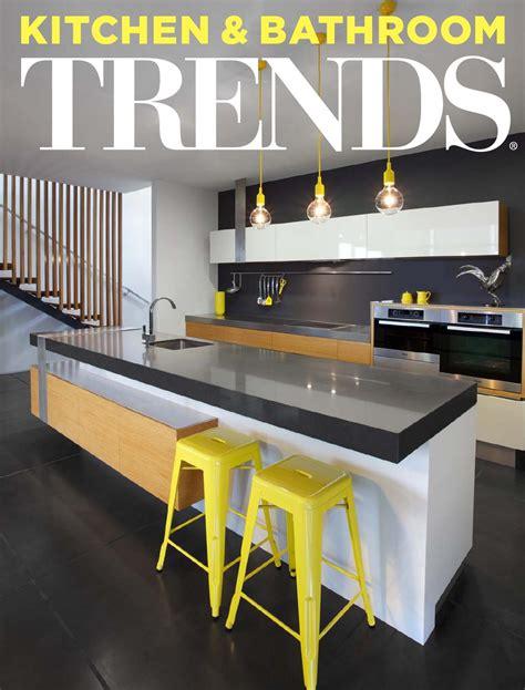 Kitchen Bathroom Nz Kitchen Bathroom Trends New Zealand Vol 30 02 By