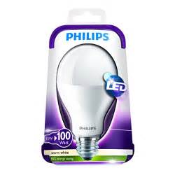 philips le led philips led15smb1 ladina led a goccia 100w e27 ww