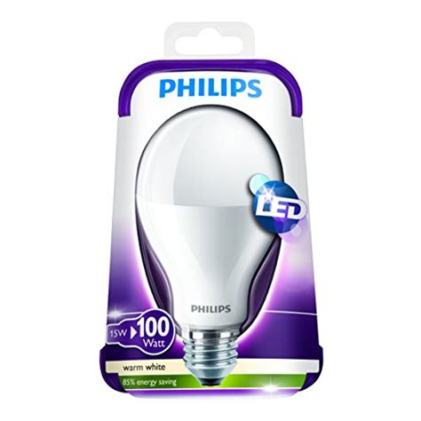 Led Iarovka Philips E27 philips led15smb1 ladina led a goccia 100w e27 ww 230v a67 fr nd 4 ladine a led