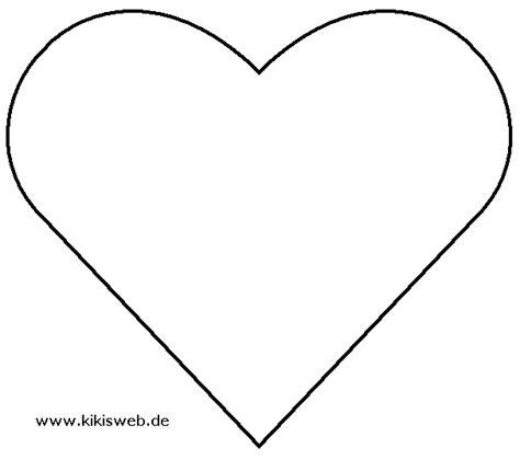 Kostenlose Vorlage Herz Vorlage Herzen