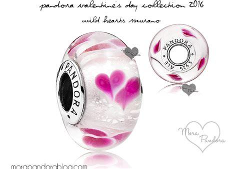 valentines pandora charm pandora valentine s day 2016 collection mora pandora
