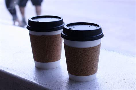Cork Cup Sleeves « FoodMayhem