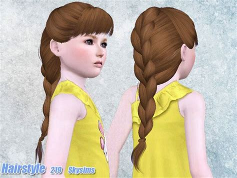 skysims hair child 188 sims 3 pinterest 17 best images about sims 3 on pinterest toddler bed