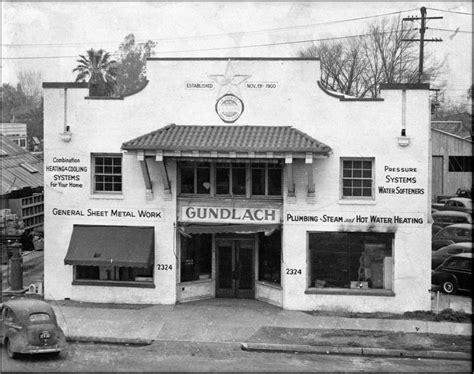 Plumbing Bakersfield Ca by The Gundlach S Building In Downtown Bakersfield