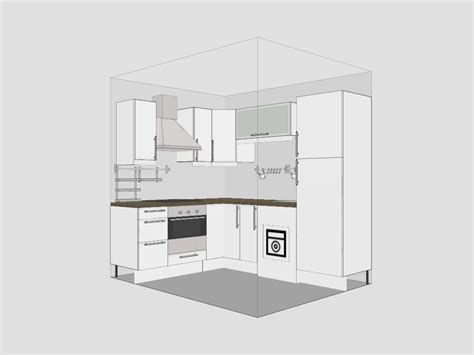 How To Design A Small Kitchen Layout Small Kitchen Makeover