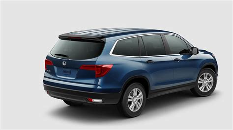 honda pilot 2017 honda pilot color options