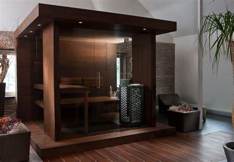 Sauna Mit Glas by Luxus Sauna Corso Sauna Manufaktur