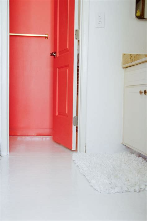 bathroom epoxy paint a bathroom tile makeover with paint ramshackle glam
