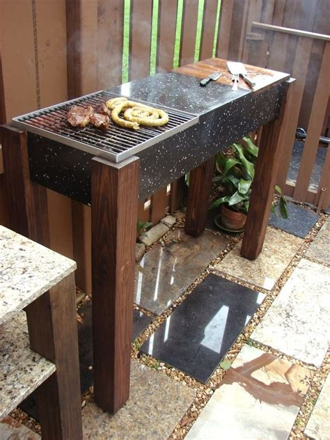 diy back yard bbq grill diy bbq grill bbq grill granite and backyard