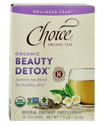 Choice Detox Tea by Choice Organic Teas Wellness Teas Teas Organic