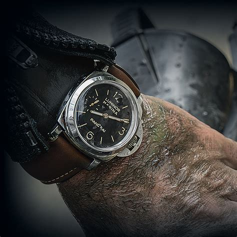 panerai dive splash from the past diving with the panerai luminor