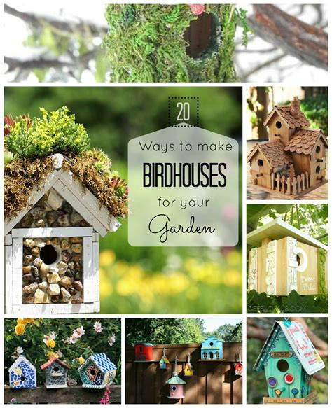 birdhouses crafts cool diy birdhouses crafts
