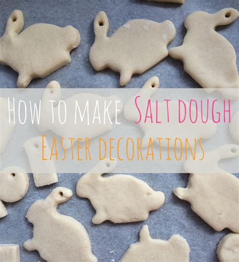 how to make a salt l how to make christmas decorations using dough d coration