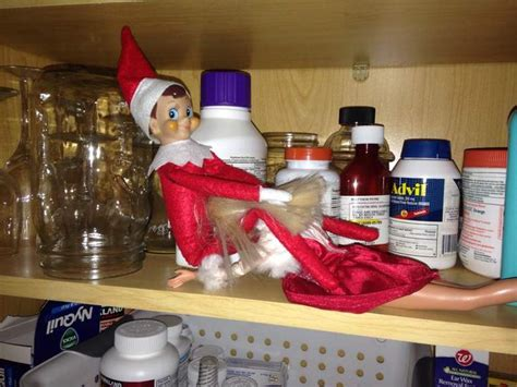 Bad On Shelf Ideas by On A Shelf 30 Badly Behaved Santa Helpers