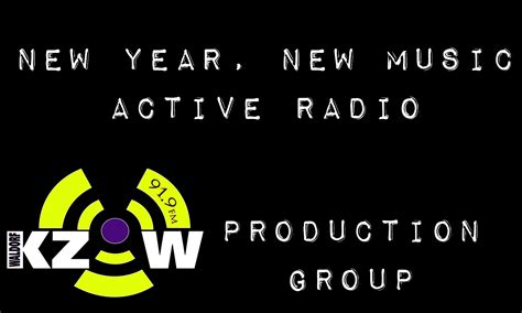 new year song radio new year new active radio kzow