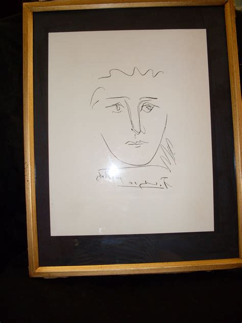 picasso paintings originals for sale picasso etching pour roby orig for sale antiques