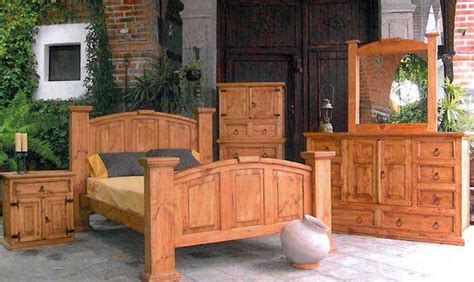 mexican style bedroom furniture million dollar rustic furniture mexican and style