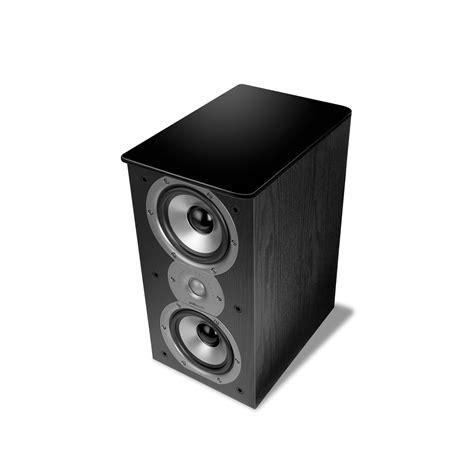 galleon polk audio tsi200 bookshelf speakers pair black